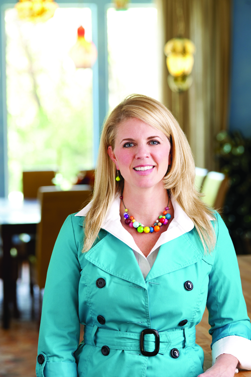 Designing woman: Ashley Justice Astleford '93