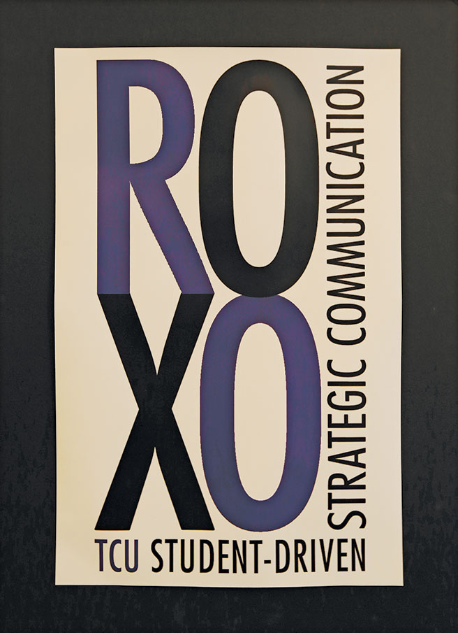 Strategic alliance . . . Roxo Agency