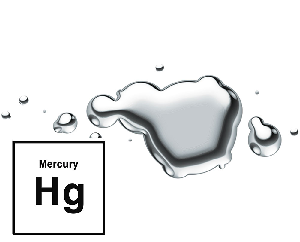 What is mercury and why is it a concern?
