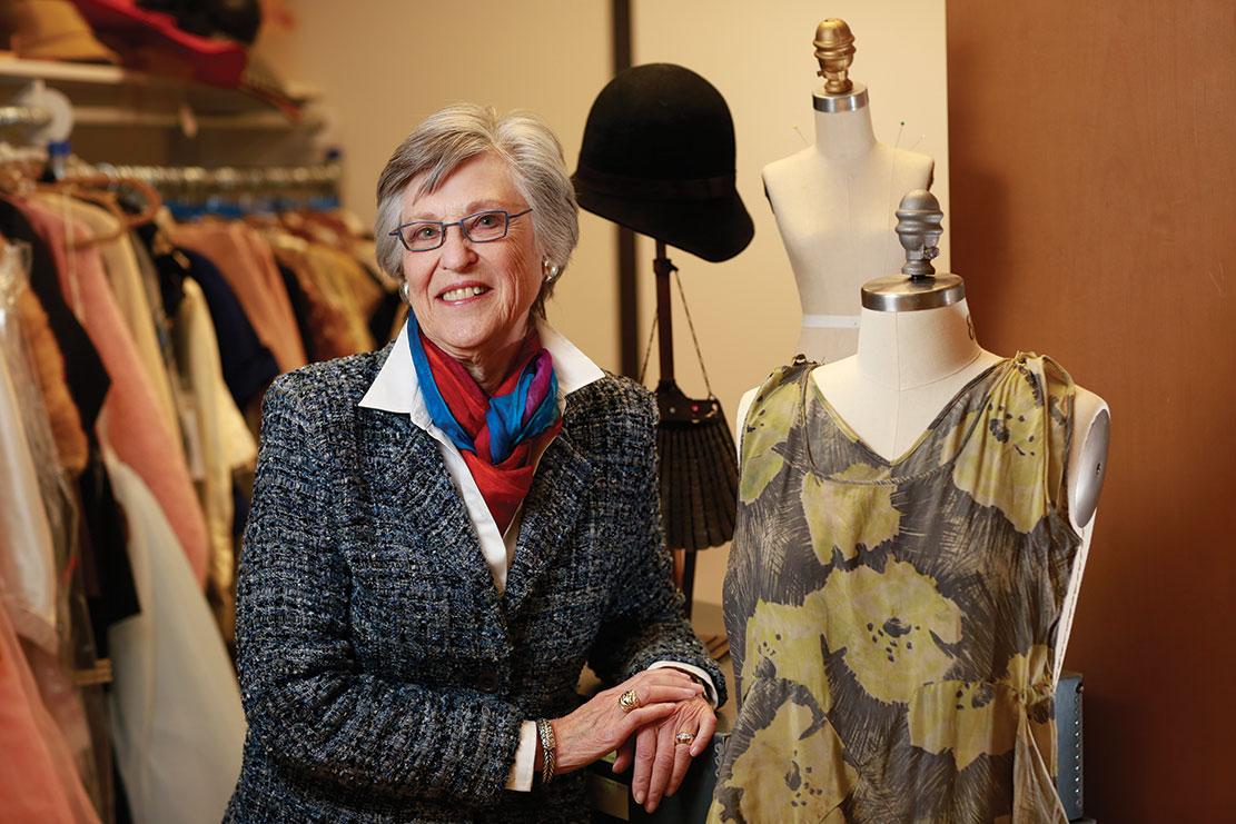 TCU's designing woman LaLonnie Lehman
