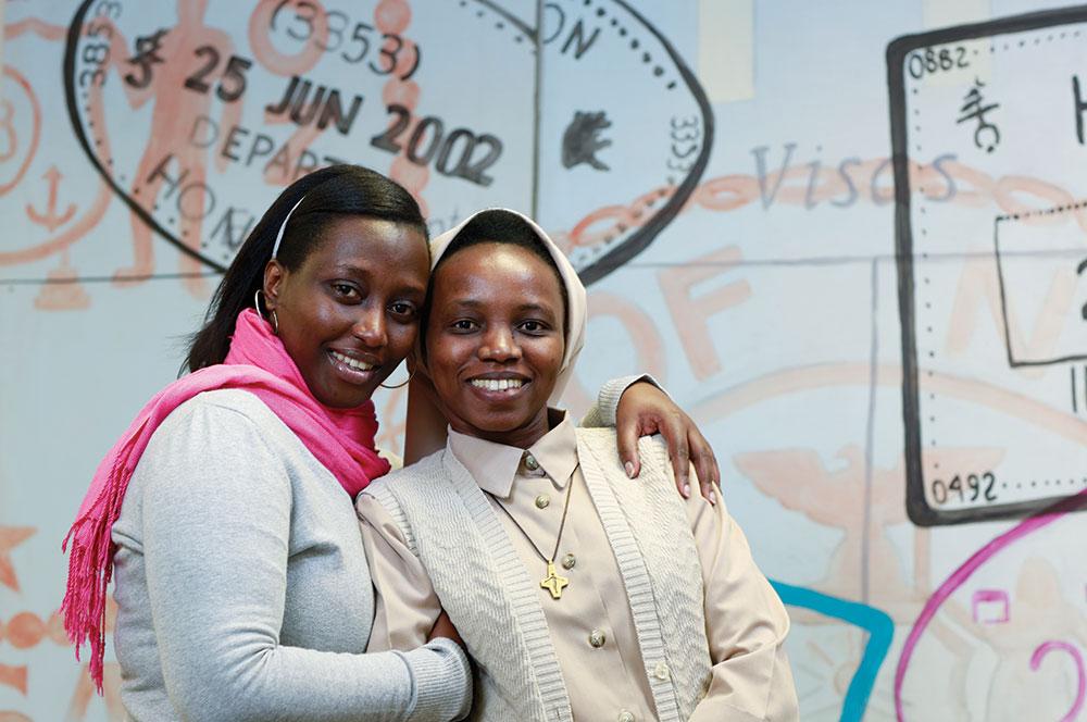 The TCU-Rwanda connection