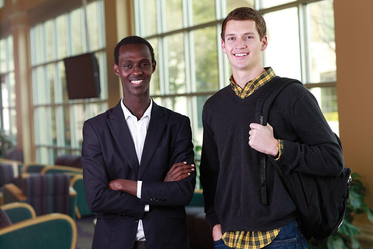 Crossing borders – TCU's bond with Rwanda