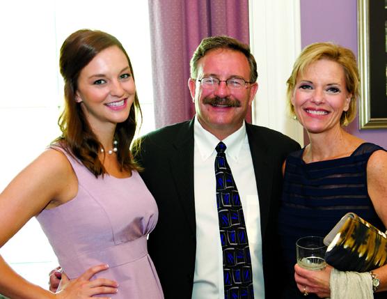 2011 Alumni Awards – Claire Taussig '11