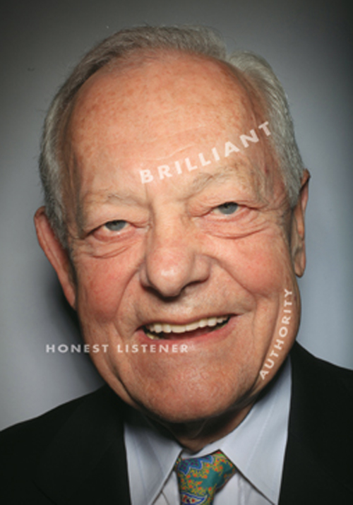 Face reading: Bob Schieffer '59