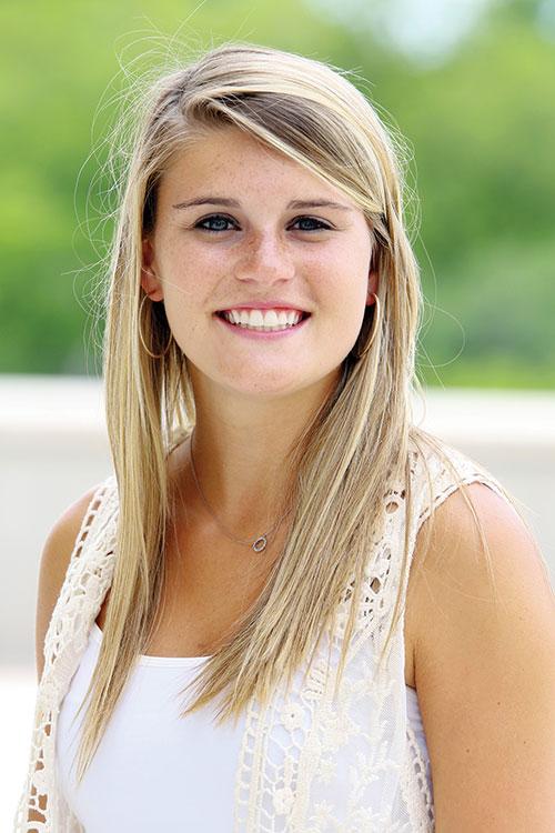 Fulbright scholar Blaire Butler '14