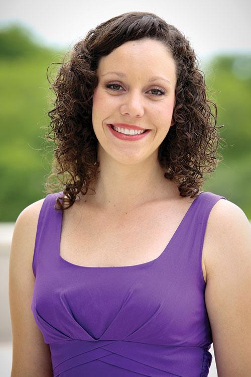 Fulbright scholar Caitlin McAteer '14
