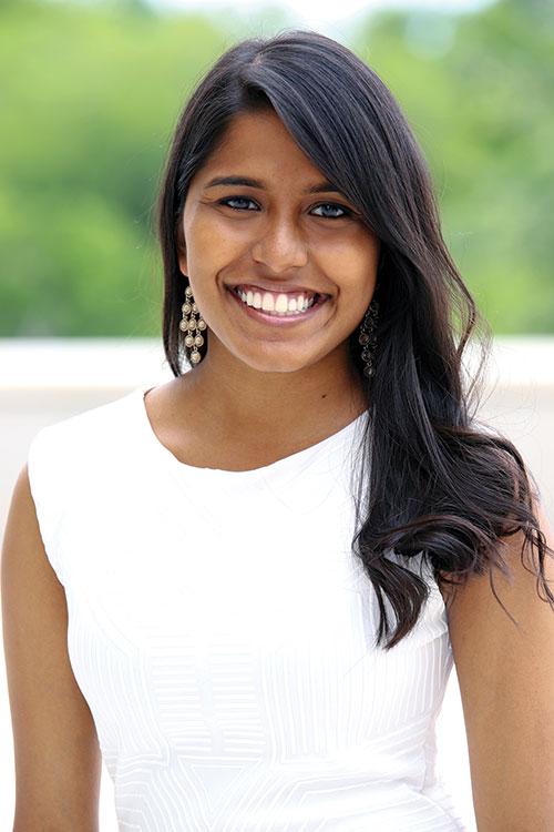 Princeton-in-Africa scholar Lavina Ranjan '14