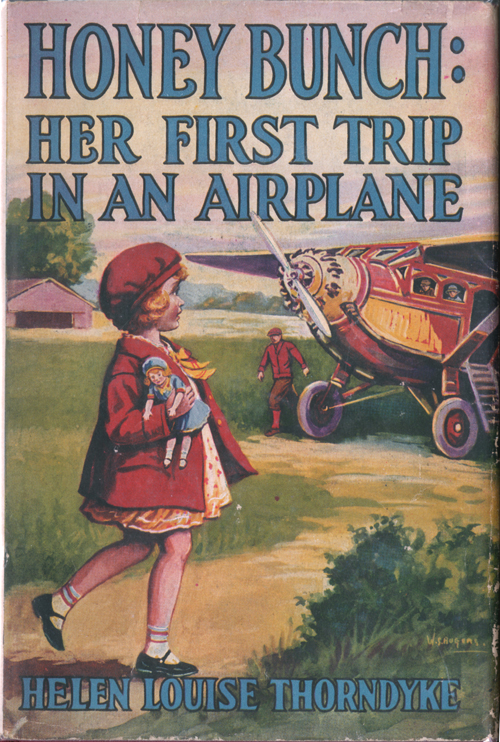 Object Lesson: Children's aviation books in Mary Couts Burnett Library