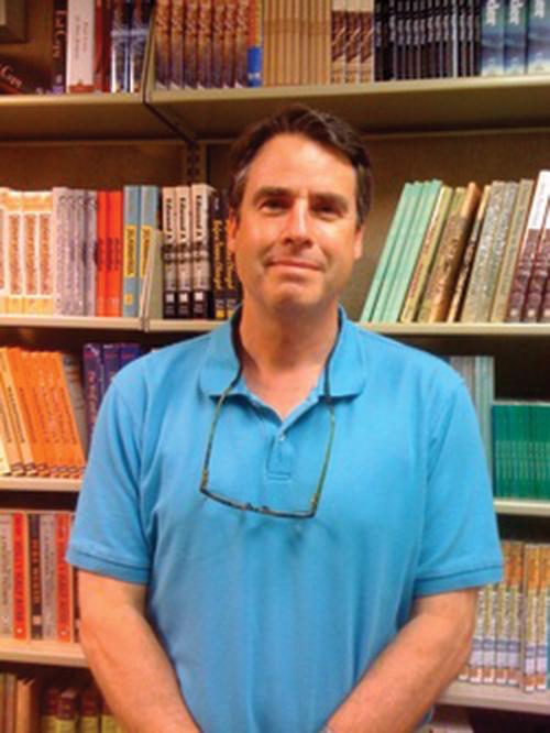 Books: Conversation with TCU Press Director Dan Williams