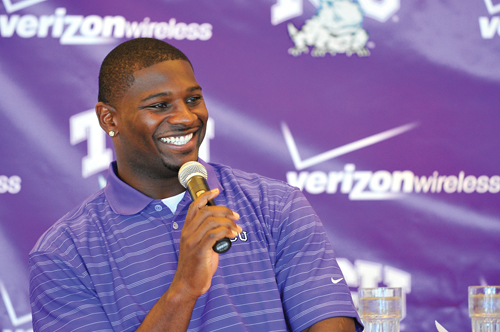Five Questions with LaDainian Tomlinson '05