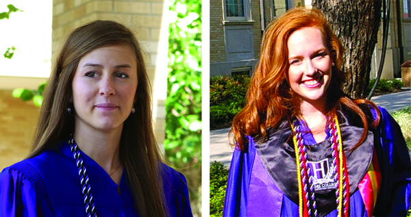 Two grads win Fulbright Scholarships