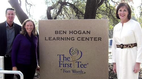 First tee: TCU golfer alums