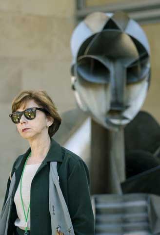 Art Matters: Sharon Benge '68