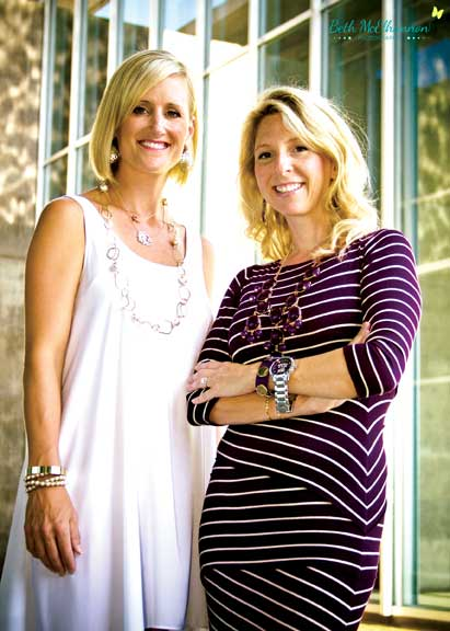 Nuts for jewels: Victoria Wollmann Wise '96