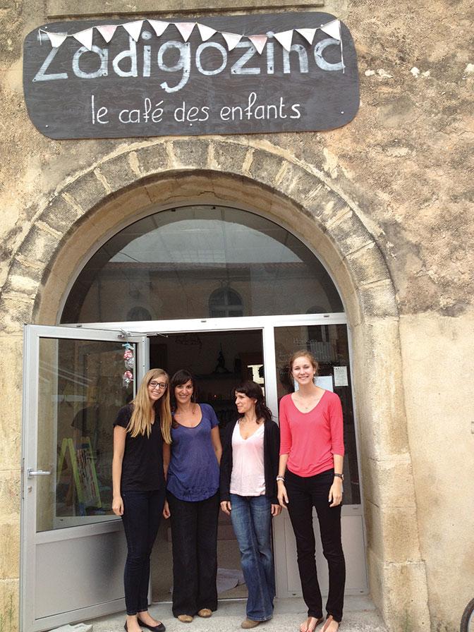 TCU Study Abroad in France