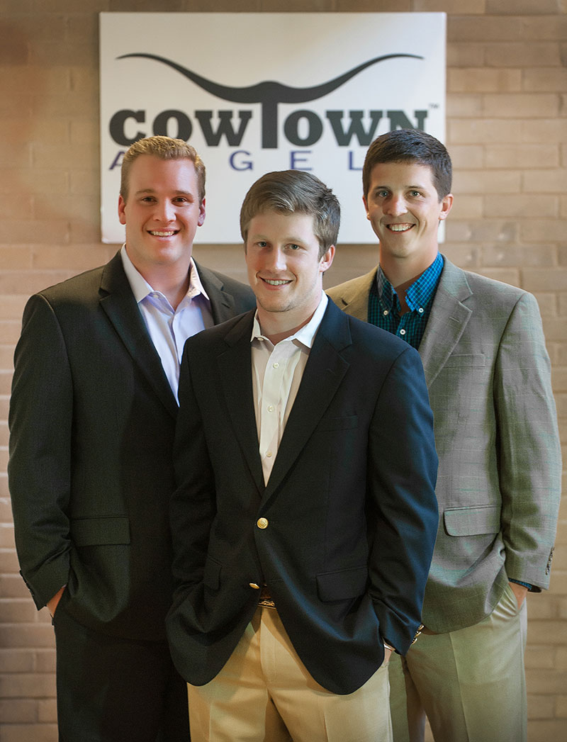 Worthy investment . . . TCU MBA students help startup companies