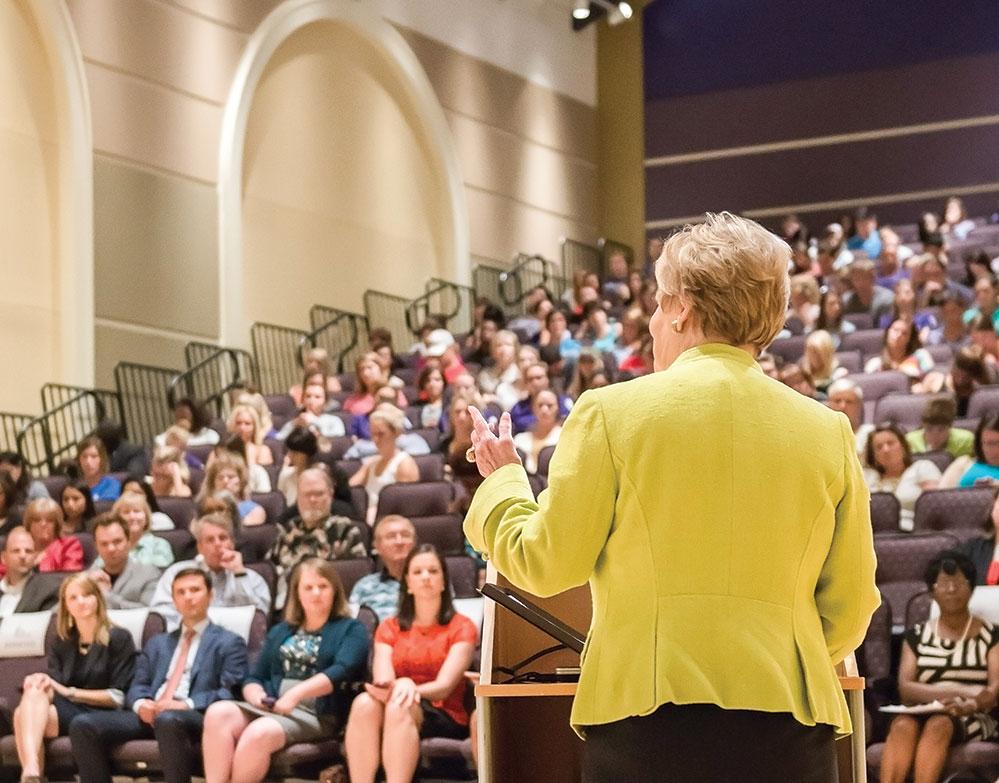 Rep. Granger discusses women's health