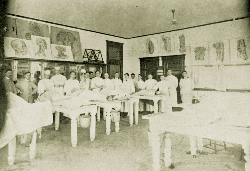 History of TCU Pre-Health Professions