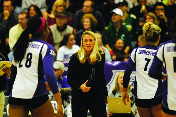 First Person with … volleyball coach Prentice Lewis