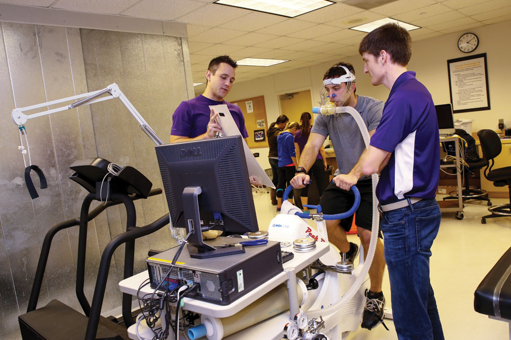 Kinesiology option improves degree opportunities