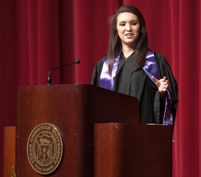 Honors student: Social media tools good, evil