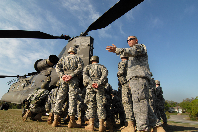 A banner year for TCU ROTC cadets