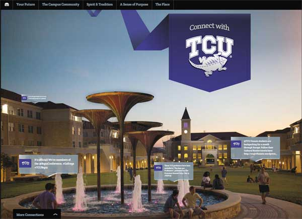 Admission unveils online-only viewbook