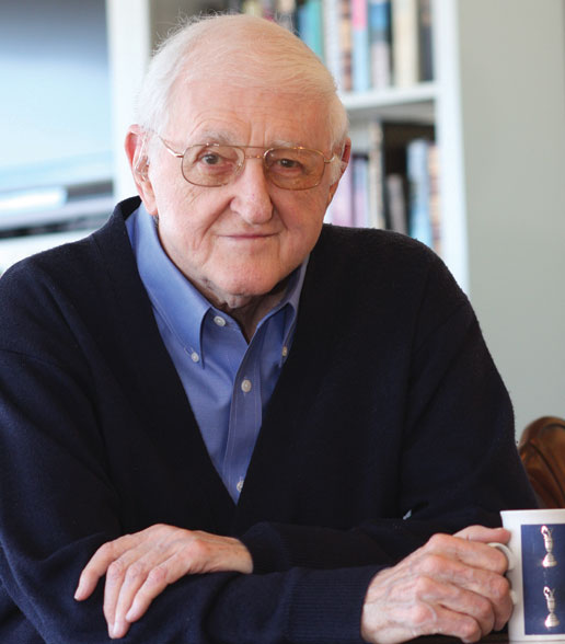 First Person: author Dan Jenkins '53