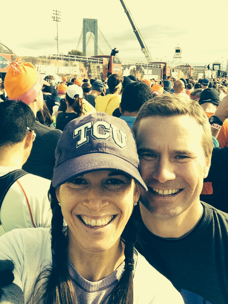 26.2 miles for Betsy Anne Clement
